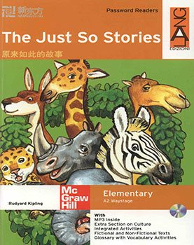 کتاب Rudyard Kipling The Just So Stories - A2