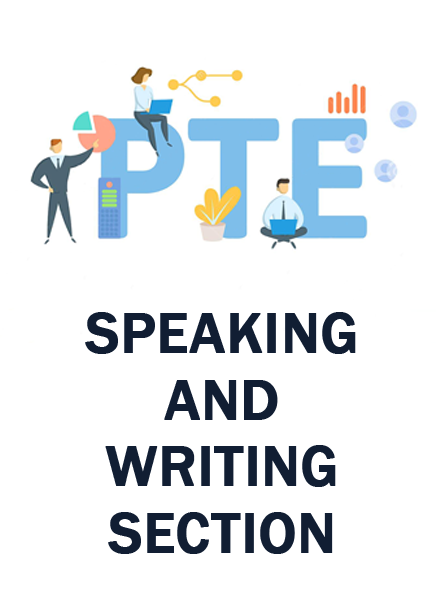 مجموعه فایل های PTE SPEAKING WRITING SECTION