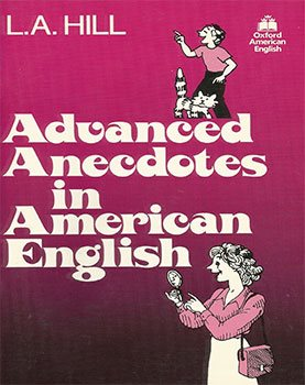 کتاب Anecdotes in American English Advanced