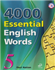 کتاب Paul Nation 4000 Essential English Words 5