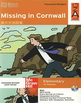 کتاب Alessandra Brunetti Missing in Cornwall - A2