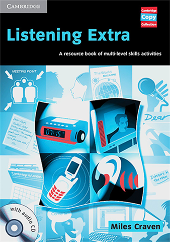 کتاب Cambridge Listening Extra