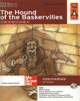 کتاب The Hound Of The Baskervilles - B2