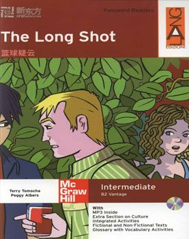 کتاب Terry Tomscha The Long Shot - B2