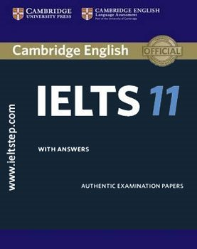 11 CAMBRIDGE PRACTICE TESTS FOR IELTS