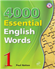 کتاب Paul Nation 4000 Essential English Words 1