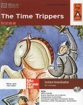 کتاب Maria Jack The Time Trippers - B2