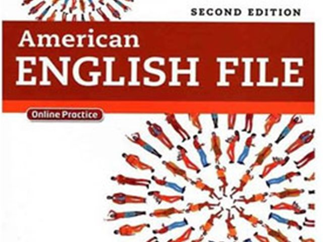 کتاب American English File 4 2nd