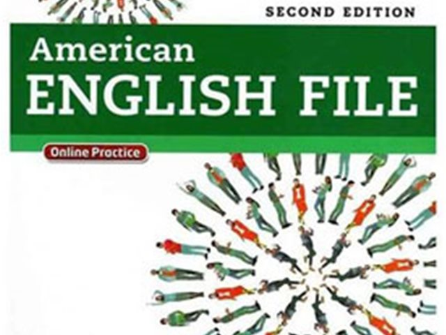 کتاب American English File 5 2nd
