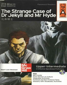 کتاب The Strange Case Of Dr Jekyll - C1