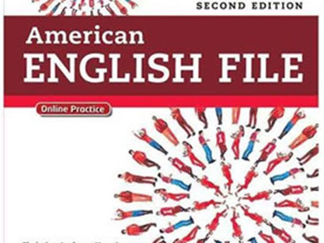 کتاب American English File 1 2nd