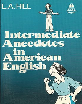 کتاب Anecdotes in American English Intermediate