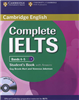 کتاب Complete IELTS Bands 4-5