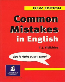 کتاب Common Mistakes in English New Edition