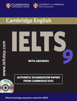 9 CAMBRIDGE PRACTICE TESTS FOR IELTS