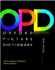کتاب Oxford Picture Dictionary 3rd Edition