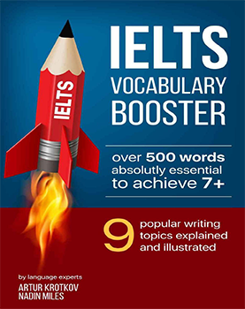 کتاب IELTS Vocabulary Booster