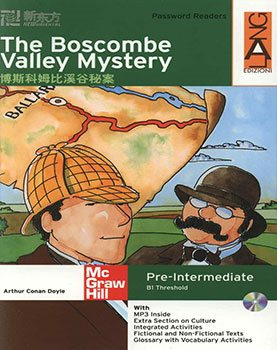 کتاب The Boscombe Valley Mystery - B1