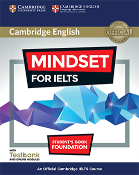 کتاب MINDSET For IELTS Foundation