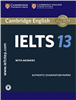 13 CAMBRIDGE PRACTICE TESTS FOR IELTS