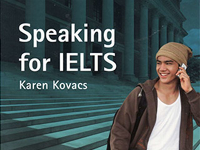 کتاب Collins Speaking For IELTS