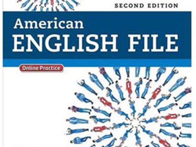 کتاب American English File 2 2nd