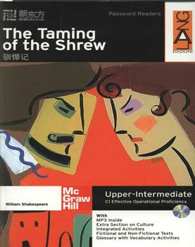 کتاب The Taming Of The Shrew - C1