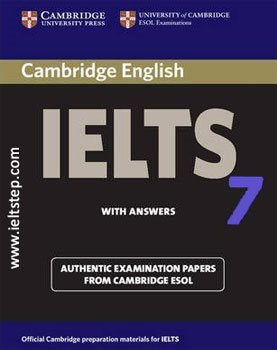 7 CAMBRIDGE PRACTICE TESTS FOR IELTS