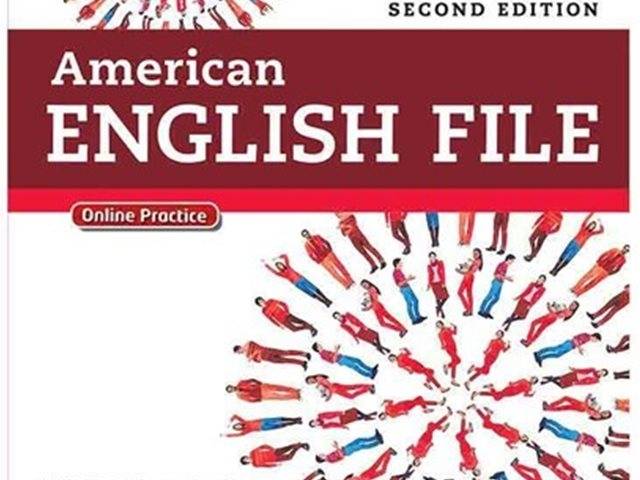American English File 1 2nd