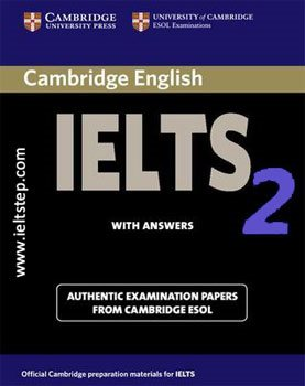 2 CAMBRIDGE PRACTICE TESTS FOR IELTS