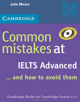 کتاب Common Mistakes at IELTS Advanced