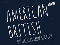AMERICAN AND BRITISH DIFFERENCES