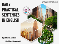 Daily Practical Sentences In English