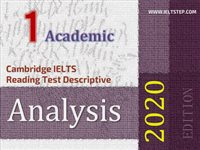 Cambridge IELTS Reading Test Descriptive Analysis 1