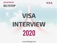 ANSWERS FOR VISA INTERVIEW